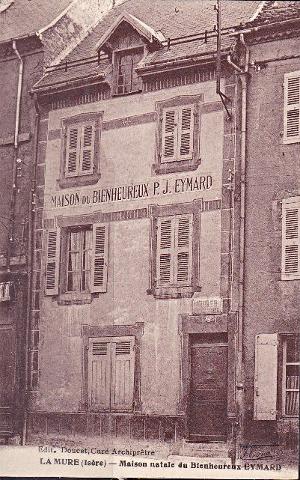 La mure en 1900 le breuil for Association maison eymard